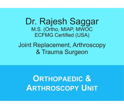 Orthopaedic & Arthroscopy Department